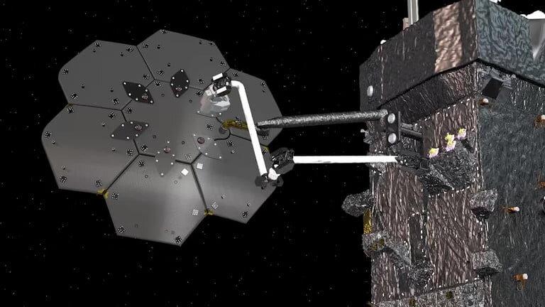 فن چالش فضایی برای ساخت موتور سرمازا برگزار می شود